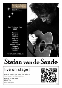 Stefan van de Sande – leise Töne an einem warmen Spätsommerabend