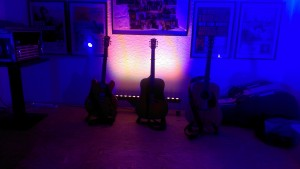 Ein Mann und seine Gitarren …  Joseph Parsons solo