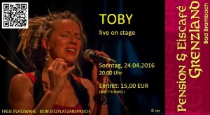 24.04.2016 TOBY & Band