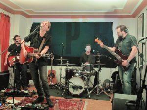 Joseph Parsons Band – Adventssonntage können auch rocken !