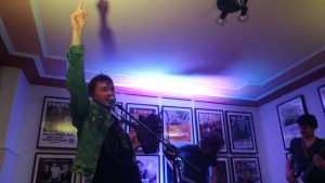 Power Blues Rock mit der Krissy Matthews Band