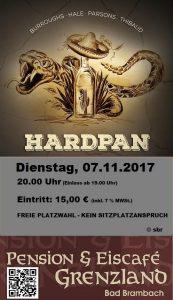 07.11.2017 Hardpan