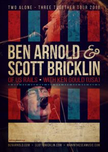 04.11.2018 Ben Arnold & Scott Bricklin on stage!